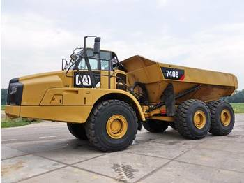 Articulated dumper CAT 740B (GOOD WORKING CONDITION)