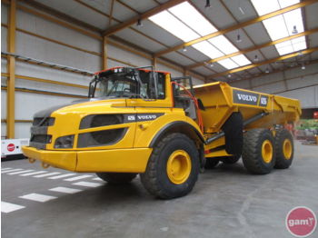 Articulated dumper VOLVO A25G