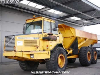 Articulated dumper Volvo A25B Good
