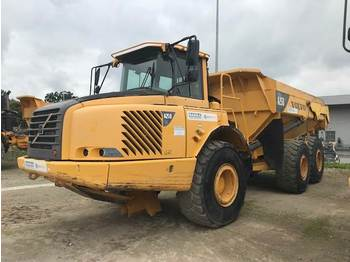 Articulated dumper Volvo A 25 D (12000249)