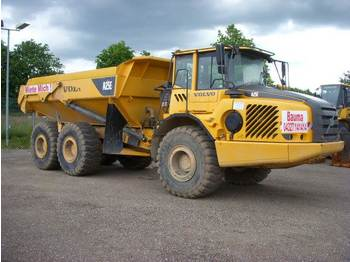 Articulated dumper Volvo A 25 E (12000033)
