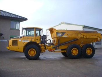 Articulated dumper Volvo A 25 E (12000177)