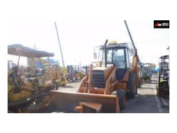 Hitachi BX70D  - backhoe loader