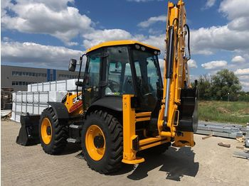 JCB 4CX Eco Sitemaster - backhoe loader