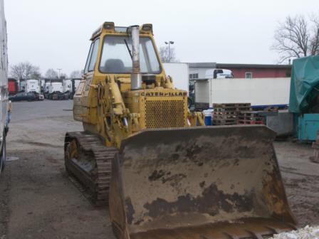 Bulldozer CAT 955 L — 920357