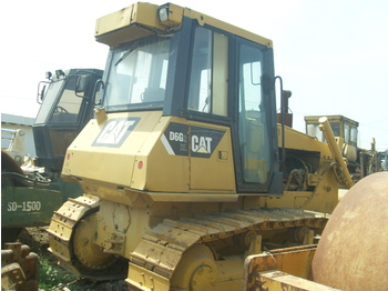 CATERPILLAR D6G - construction machinery