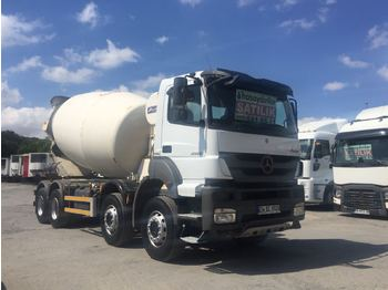 Concrete mixer MERCEDES-BENZ 2015 AXOR 4140