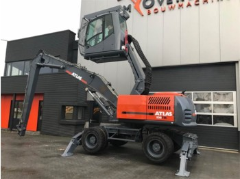 Crane Terex Atlas TM230 Industry