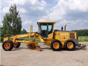 Grader Volvo G930 (with Ripper/Pushblock)