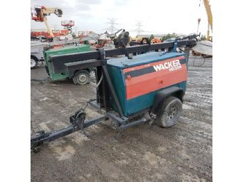 Lighting tower Wacker Neuson LTC4L