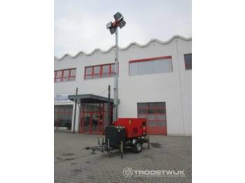 Lighting tower Zeppelin Power HYDRO4JM-1469
