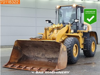 Caterpillar 938H German machine - low hours - loader