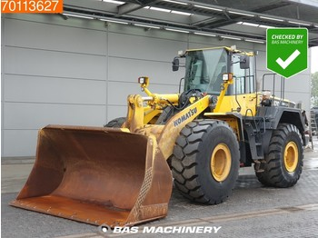 Loader Komatsu WA470-6 German machine - good tyres