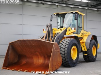 Loader Volvo L110F Original paint - good tyres: picture 1