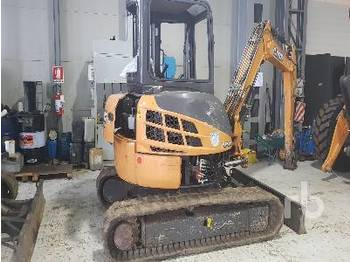 CASE CX50B - mini excavator