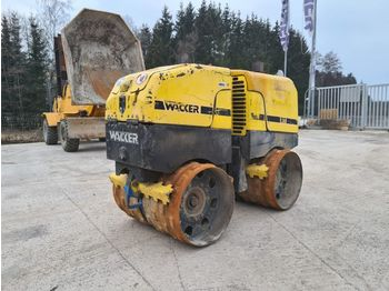 Wacker RT 82SC  - mini roller