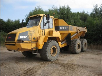 Moxy MT26 - rigid dumper/ rock truck