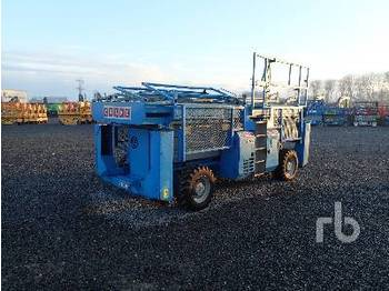 GENIE GS3384RT 4x4 - scissor lift