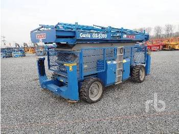 GENIE GS5390RT 4x4 - scissor lift