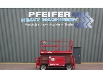 Scissor lift MEC 3772RT