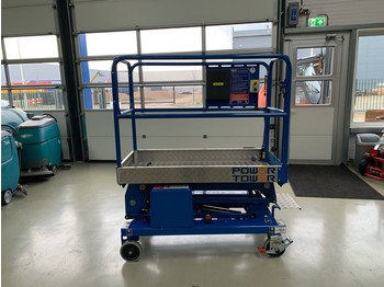POWER Tower Push around hoogwerker - scissor lift