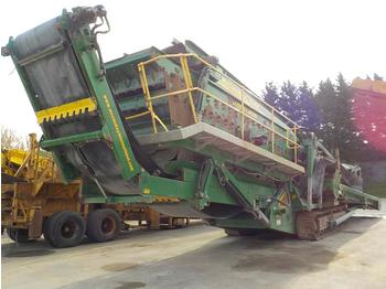 2013 McCloskey S190 - screener