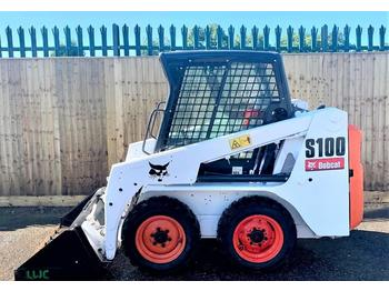 Bobcat S 100  - skid steer loader