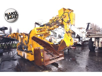Atlas Copco Haeggloder 8HR 2B EL - tunnel boring machine