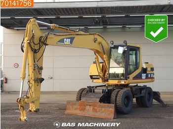 Caterpillar M315 OUTRIGGERS AND BLADE - wheel excavator
