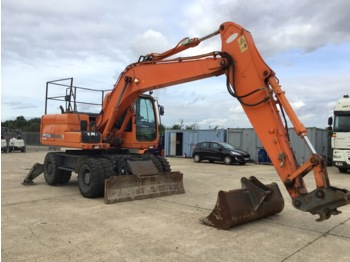 Doosan DX170W - wheel excavator
