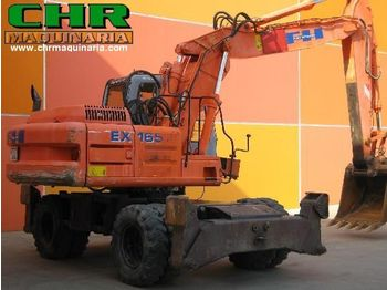 FIAT-HITACHI EX165W.3 - wheel excavator