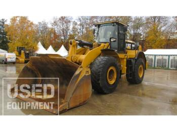 Wheel loader CATERPILLAR 966KXE