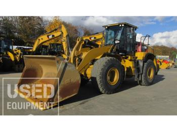 Wheel loader CATERPILLAR 966M