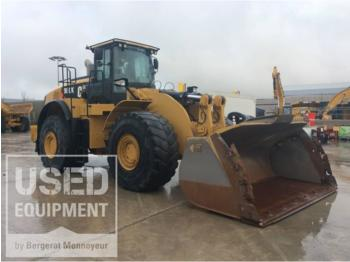 Wheel loader CATERPILLAR 980K