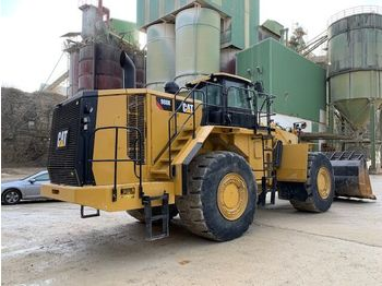Wheel loader CATERPILLAR 988K