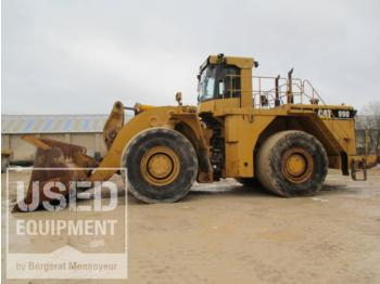 Wheel loader CATERPILLAR 990