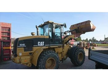 CATERPILLAR CAT 924G - wheel loader