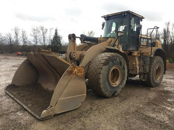 CAT 966MXE 40 Km/H  - wheel loader
