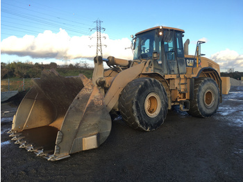 Cat 972H - wheel loader