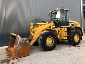 Caterpillar 938H - wheel loader