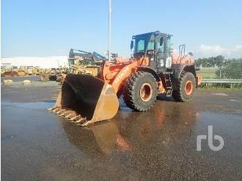 HITACHI ZW220-5A - wheel loader