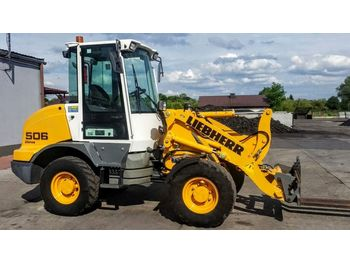 LIEBHERR 506 Stereo - wheel loader