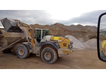 LIEBHERR 564 - wheel loader