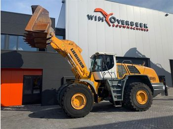LIEBHERR L586 2plus2 Payload/BSS - wheel loader