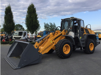 Liebherr L550 - wheel loader