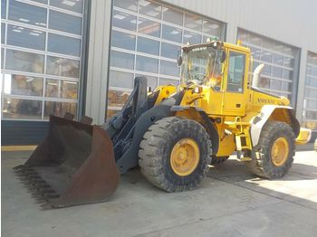 Volvo L110E - wheel loader