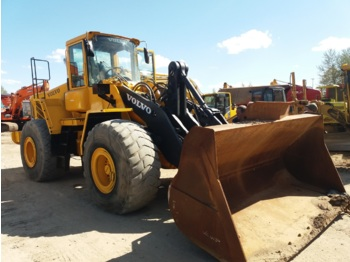 Volvo L150E - wheel loader