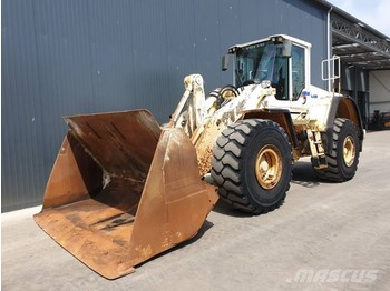 Volvo L180F - wheel loader