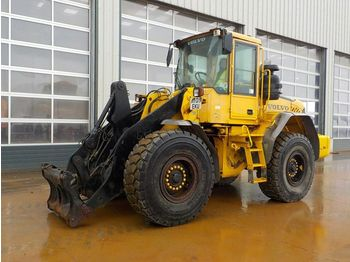 Volvo L90E - wheel loader