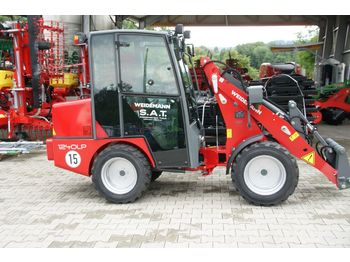 Weidemann 1240LP-CX- Hohe Hubhöhe-NEU  - wheel loader